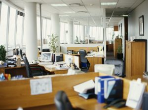 interiors of an office --- Image by © Royalty-Free/Corbis